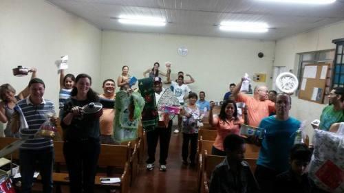 Leilão Igreja Metodista em Vila Rica